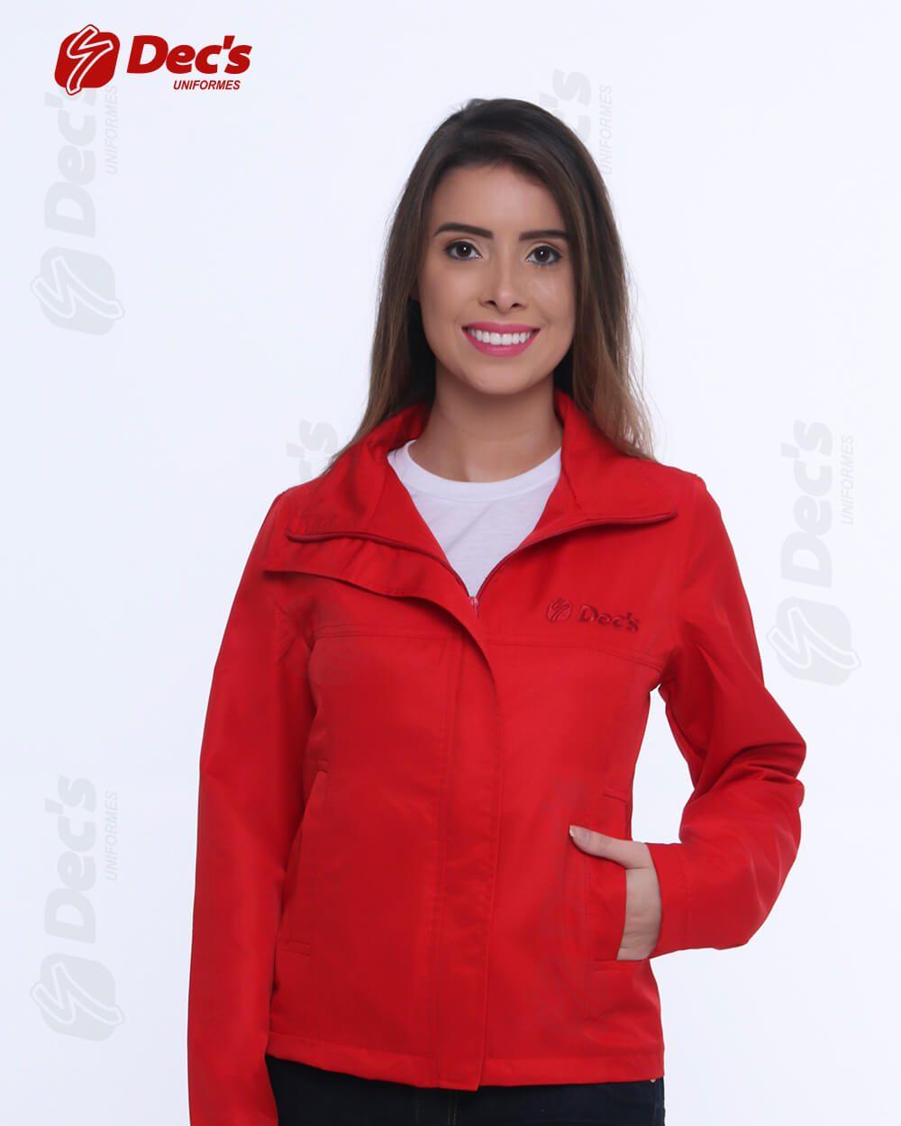3c0ccd8402 Jaqueta Clássica Feminina – REF. 4102 – Dec s
