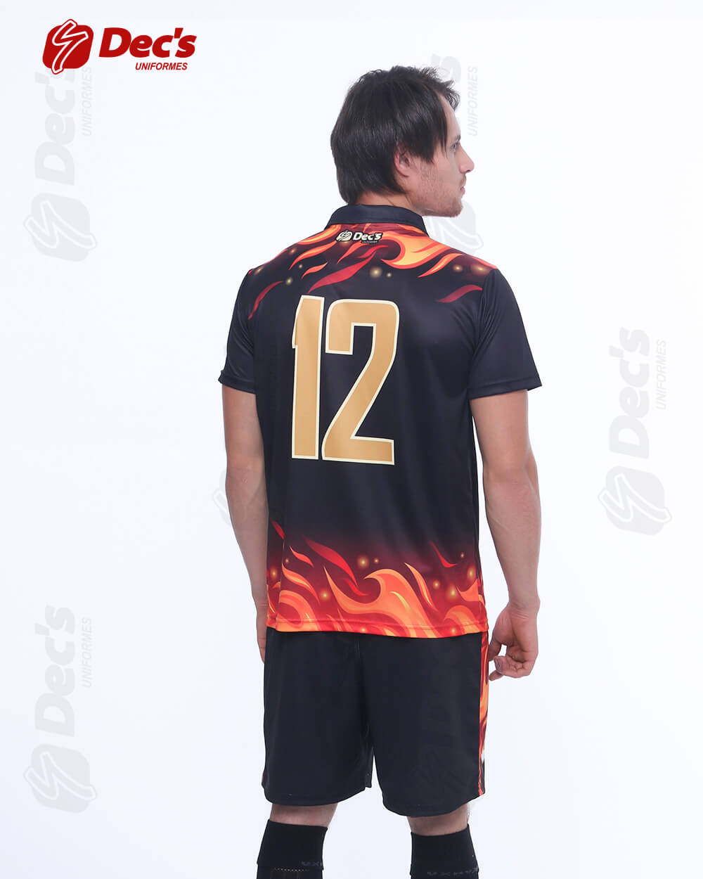 a73b124059 uniforme esportivo. conjunto dry em estampa digital