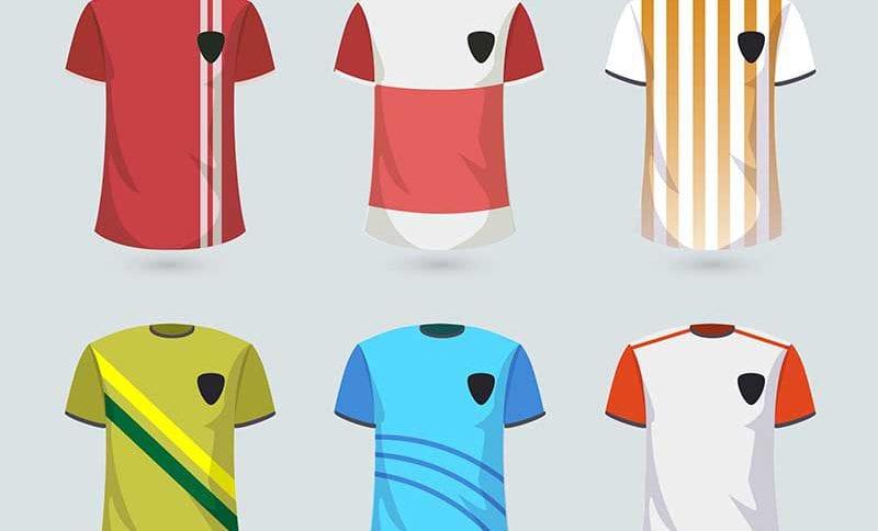 Conheça as últimas tendências em uniformes esportivos