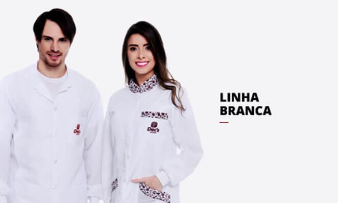 uniformes brancos