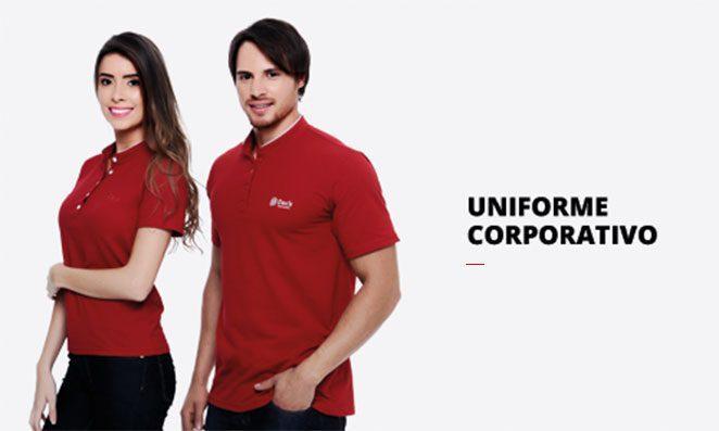 uniforme corporativo